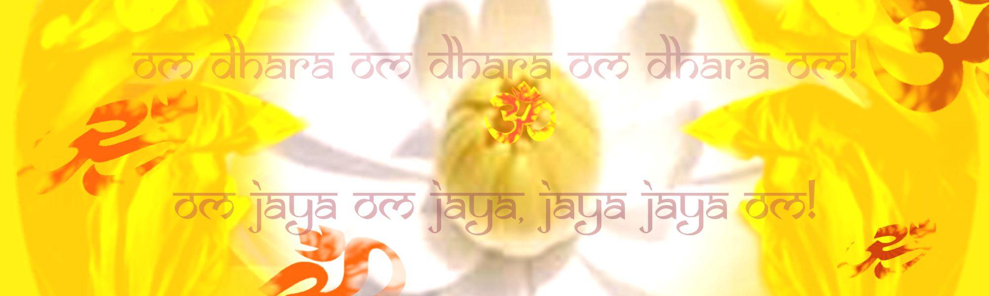 Om Dhara – Meditação Símbolo do Festival Delphis